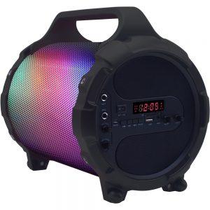 Caixa de Som 24W Myzooka Mymax Music RGB