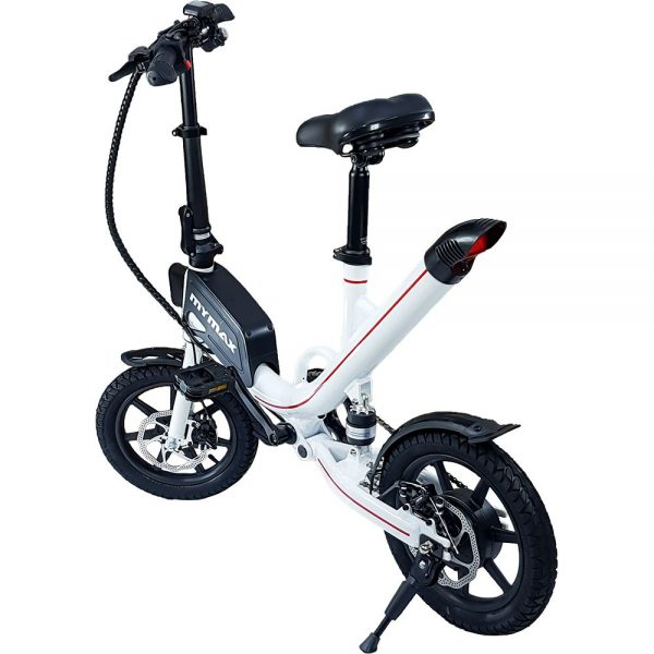 E-Bike Way Aro 14 com Pedal Aut. ate 35km Branco